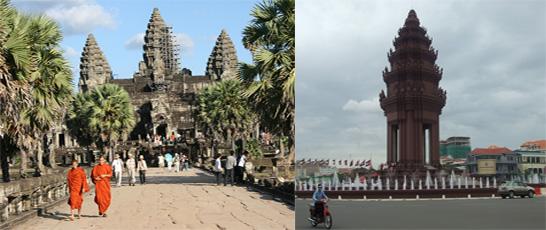 Khám Phá Campuchia Huyền Bí