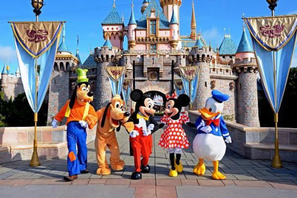 Disneyland-thanglong