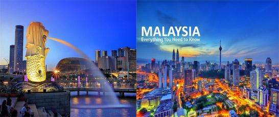 Tour Du Lịch MAYLAYSIA – SINGAPORE