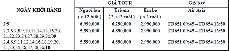 bang-gia-tour-thai-lan